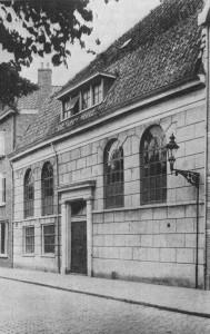 Het oude Kerkgebouw, Burgwal 20