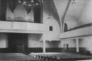 Interieur Nieuwe Kerk