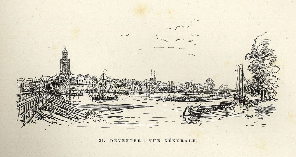 35. Deventer - VUE GENERALE