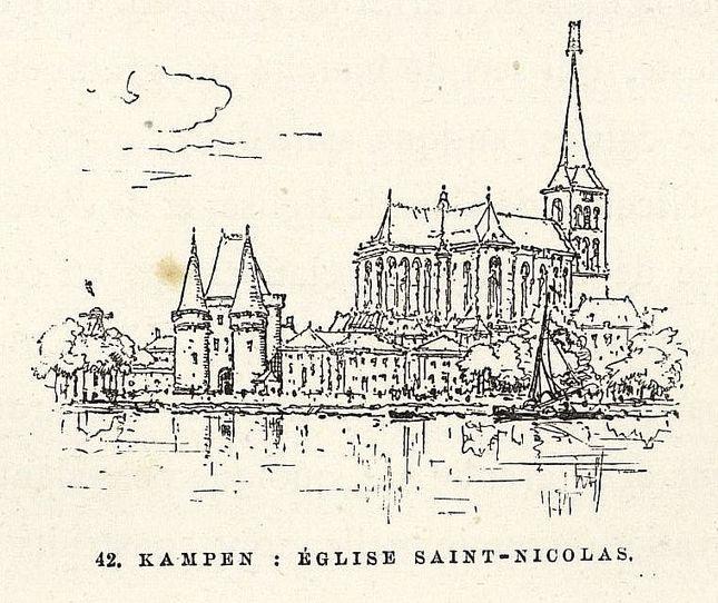 42. Kampen-Eglise Saint-Nicolas