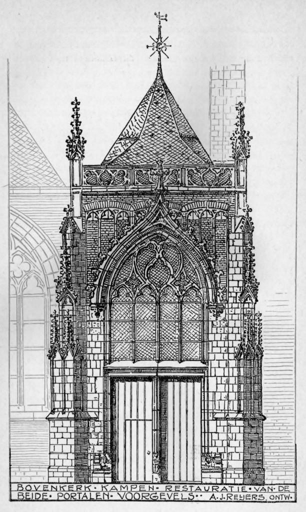 Portalen Bovenkerk-k