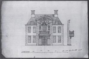 Het niet gerealiseerde gebouw voor gedeputeerde staten in Zwolle
