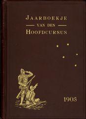 Jaarboekje 1903