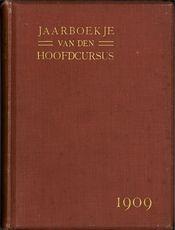Jaarboekje 1909