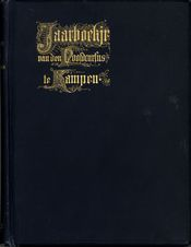 Jaarboekje 1912