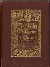 Jaarboekje 1914