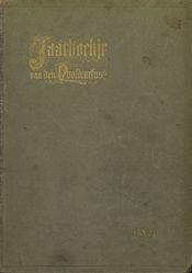 Jaarboekje 1921