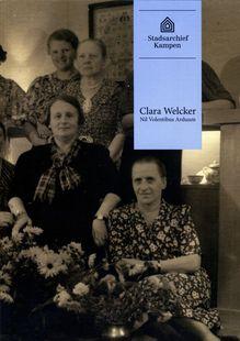 Clara Welcker