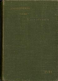 Jaarboekje 1898