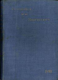 Jaarboekje 1899