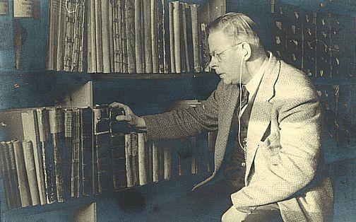 Thom. in het archief te Zwolle. Met dank aan Prof. dr. ing. D.J. de Vries